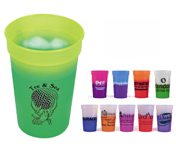 Color Changing Cups